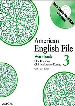 American-English-File-3-Work-book_2