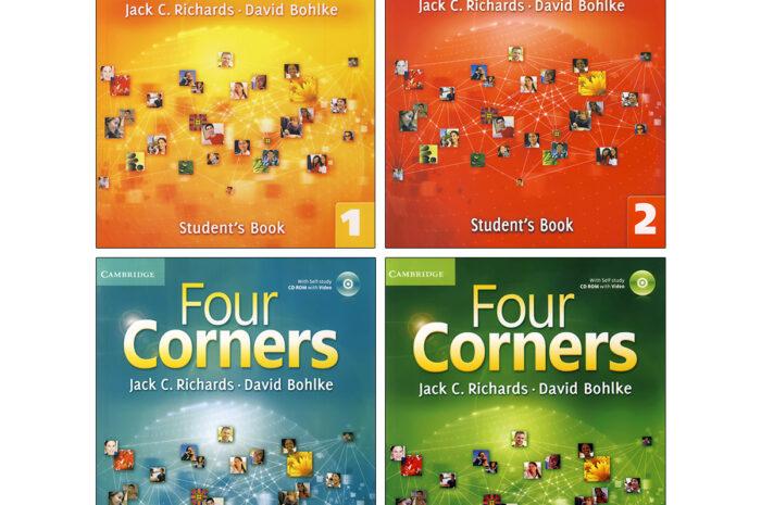 دانلود رایگان جواب کتاب کارFour Corners