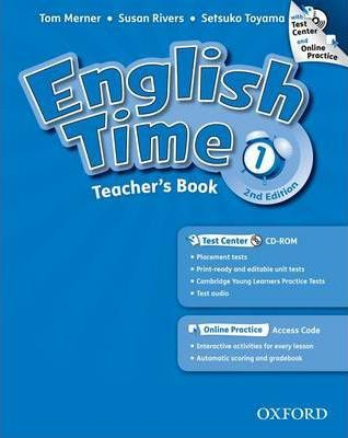 دانلود ویرایش دوم کتاب English Time 1 Teacher Book