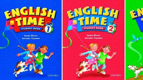 دانلود کتابهای انگلیش تایم English Time