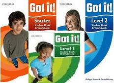 دانلود آزمونهای استاندارد Got it Level 3