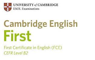تست کامل و آماده آزمون FCE