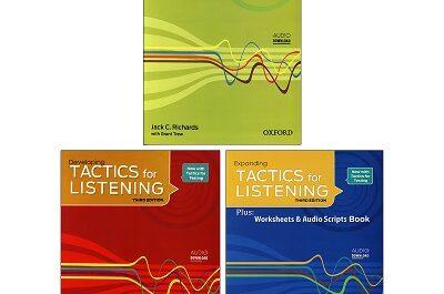 Tactics for listening Third Edition