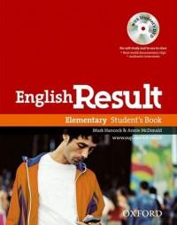 مجموعه آزمونهای درس به درس English result Elementary