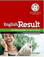 مجموعه آزمونهای جمع بندی English Result Pre-intermediate