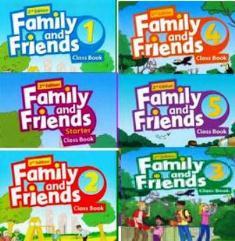 دانلود رایگان کتابهای Family and Friends Second Edition