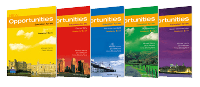 opportunities students' book