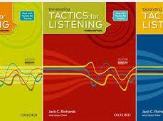 دانلود ویرایش سوم Tactics for listening Third Edition