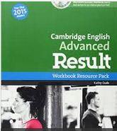 نمونه سوالات تفکیکی English Result Advanced