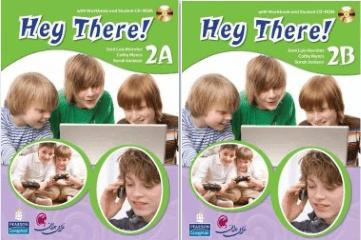مجموعه آزمونهای جمع بندی Hey There 2