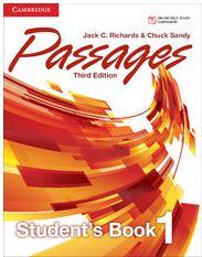 آزمونهاونمونه سوالات استاندارد Passages 1 Third Edition