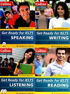 دانلود کتاب و فایل صوتی Get Ready for IELTS