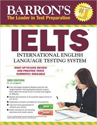 Barron's Prepare for IELTS PDF and Audio