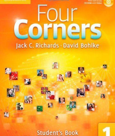 مجموعه آزمونهای جمع بندی Four Corners 1