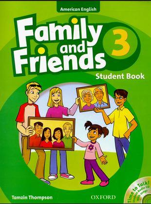 سری اول نمونه سوالات جمع بندی 3 Family and Friends