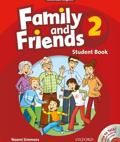 سری اول نمونه سوالات جمع بندی Family and Friends 2