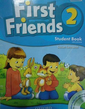 نمونه سوال فرست فرندز 2 First Friends