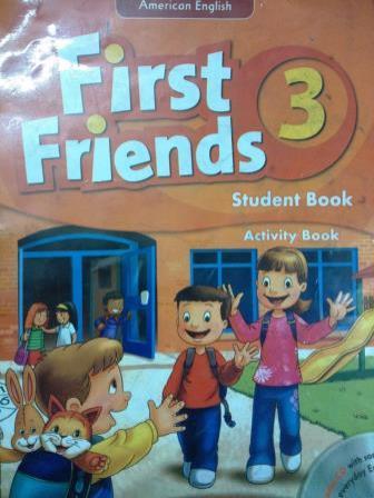 نمونه سوال فرست فرندز 3 First Friends