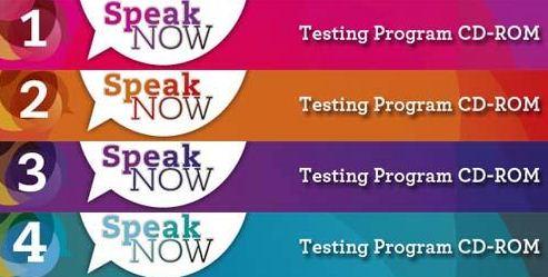 دانلود آزمونهای استاندارد اسپیک نو  Speak Now