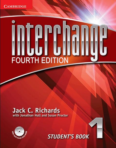 دانلود نمونه سوالات Interchange Fourth Edition