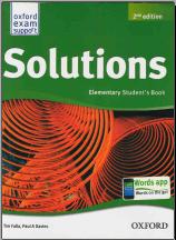 دانلود کتاب زبان آموز Solutions Elementary
