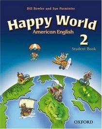 دانلود کتاب زبان آموز Happy World 2
