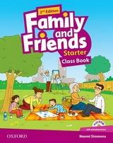 مجموعه آزمونهای جمع بندی Family and Friends Starter