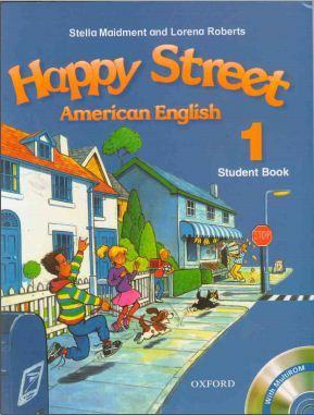 دانلود کتاب Happy Street 1