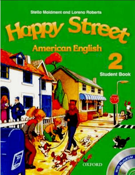 دانلود کتاب زبان آموز Happy Street 2