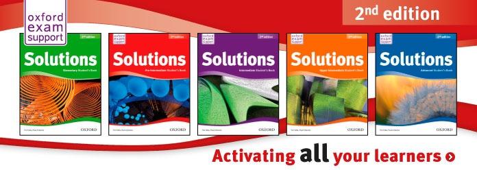 دانلود کتاب استاد سلوشنز Solutions Teacher Book