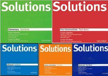 آزمونهای استاندارد کتابهای Solutions Second Edition