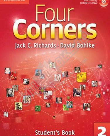 مجموعه آزمونهای جمع بندی Four Corners 2