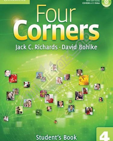 مجموعه آزمونهای جمع بندی four corners 4