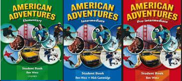 دانلود نمونه سوال مجموعه آموزش زبان American Adventure