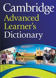 دانلود رایگان دیکشنری اندروید Cambridge Advanced Learners