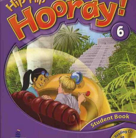 مجموعه آزمونهای جمع بندی Hip Hip Hooray 6