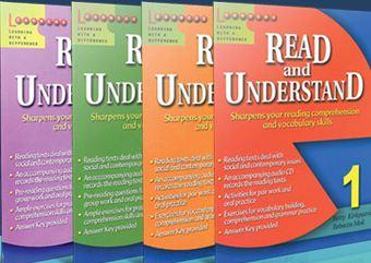 دانلود کتابهای Read and Understand