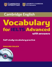 دانلود کتاب Cambridge Vocabulary for IELTS Advanced