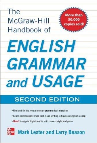 دانلود رایگان کتاب Handbook of English Grammar and Usage