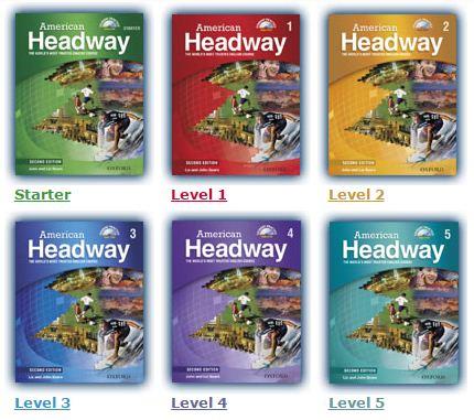 دانلود مجموعه آموزش زبان American Headway