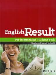 مجموعه آزمونهای درس به درس English result Pre-Intermediate