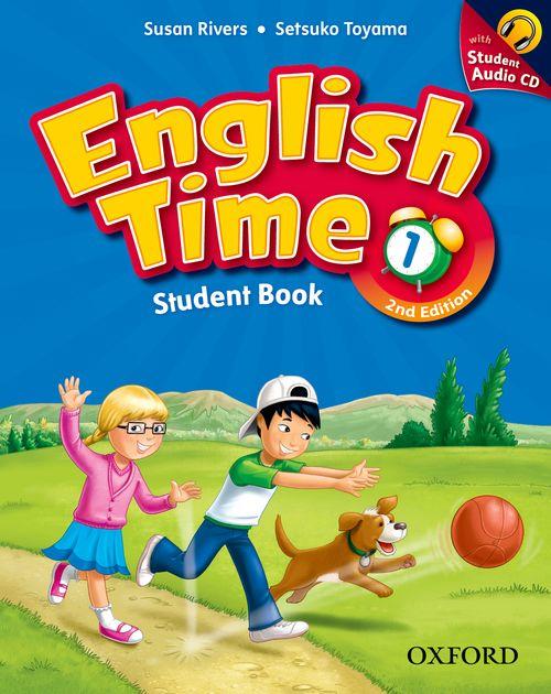مجموعه آزمونهای جمع بندی ۱ English Time