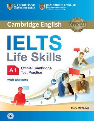 دانلود کتاب Cambridge English IELTS Life Skills A1