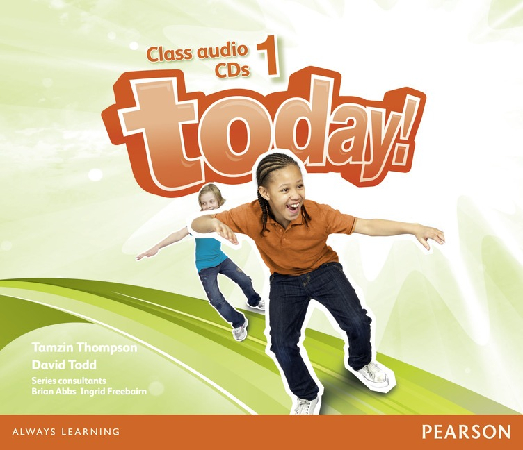 today ! 1 Student book
