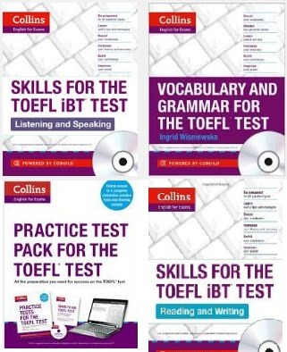 دانلود کتابهای Collins English for the TOEFL Test