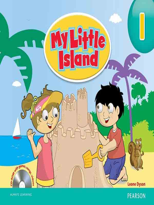 دانلود کتابهای My little Island 1