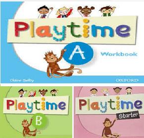 دانلود مجموعه آموزش زبان Playtime