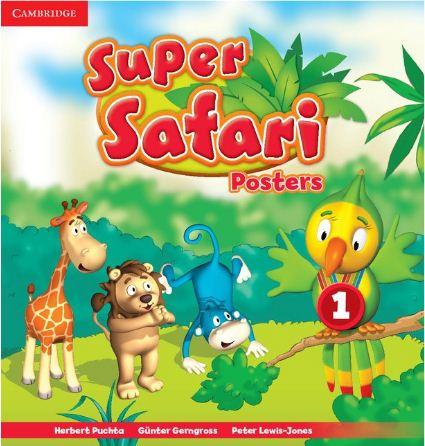دانلود کتابهای Super Safari