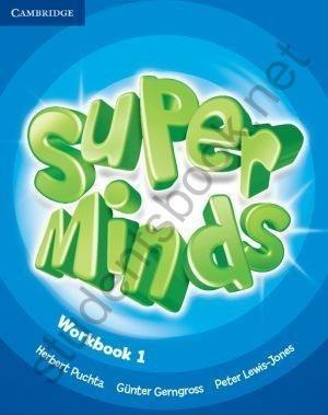 دانلود کتابها و آزمونهای Super Mind 1