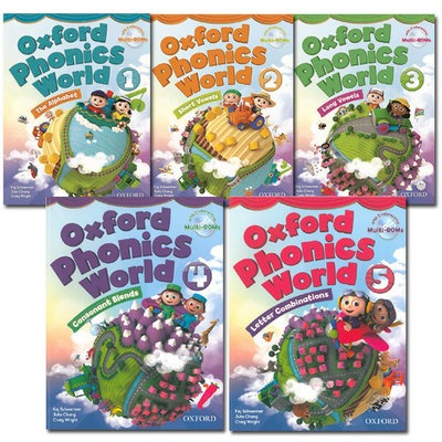 نرم افزار Oxford Phonics World iTool
